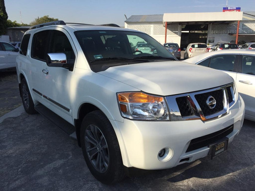nissan armada advance 2015