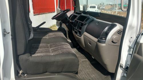nissan cabstar 3.8 ton 2009 x partes
