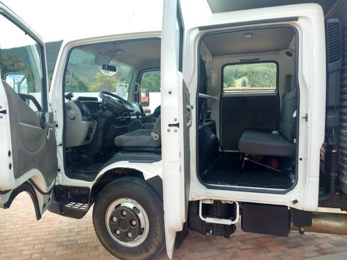 nissan cabstar furgon doble cabina 2017