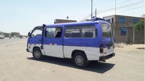nissan caravan motor nissantd27