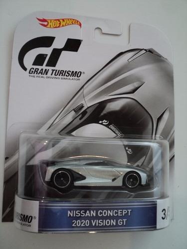 Nissan Concept 2020, Gran Turismo, Hot Wheels Retro 2016 ...