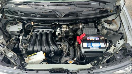 nissan cube 2009 ( en partes ) 2009 - 2014 motor 1.8 aut
