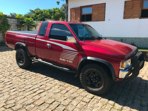 nissan d 21 king cabine v6 cambio manual