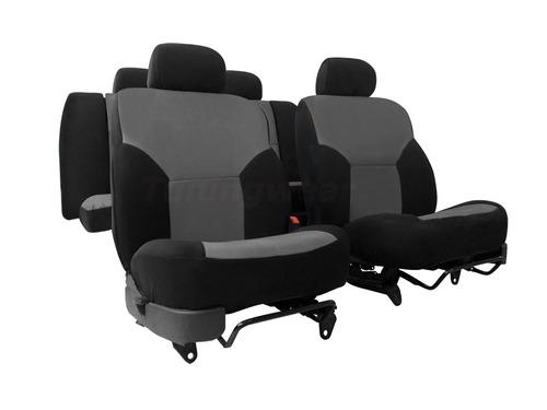 nissan d21 d22 05 - 14 cabina sencilla cubreasientos  to-tn