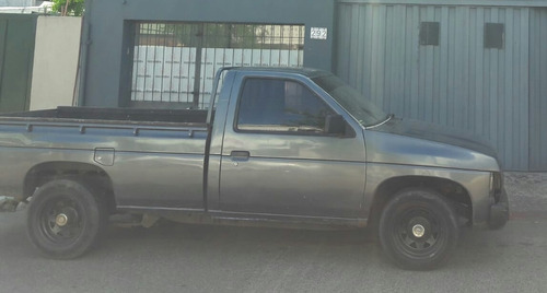 nissan d21 diesel pickup caja larga