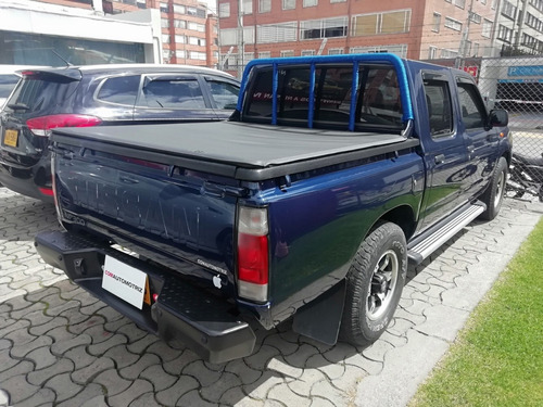 nissan d22 frontier 4x2   gasolina