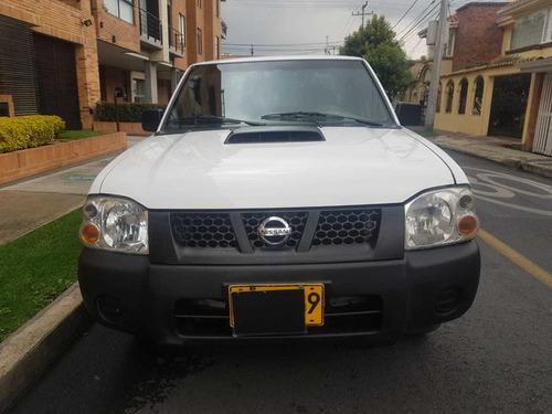 nissan d22 np 300 2012 2.5