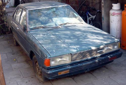 nissan datsun bluebird 1982