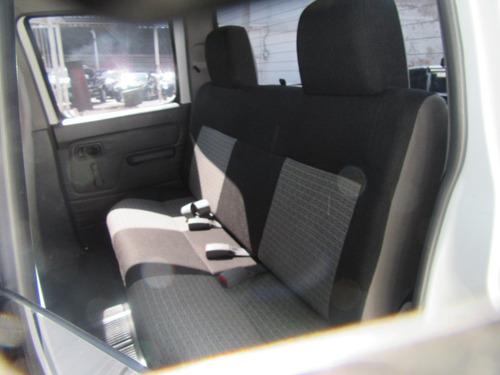 nissan doble cabina 2014 tipica vers especial tm ac audio