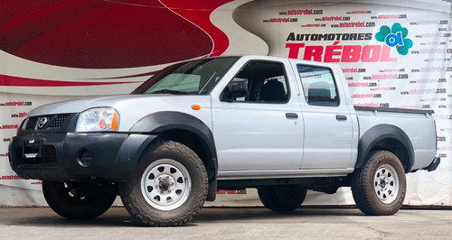 nissan doble cabina 4x4 np300 frontier 2014