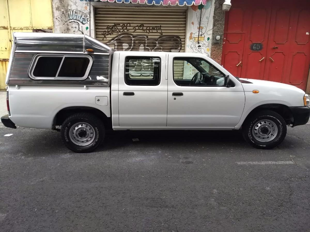 Foto Cabina Mercadolibre : Nissan doble cabina  en mercado libre