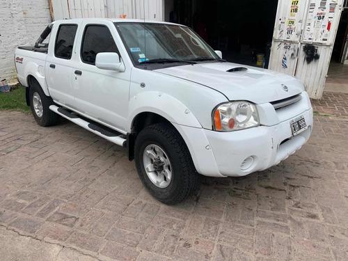 nissan frontier 2003 2.8 d/c 4x4 xe