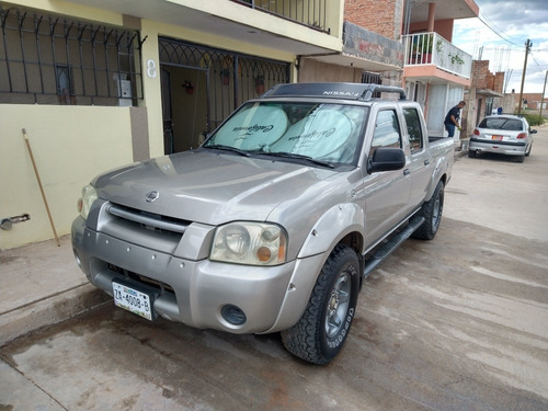 nissan frontier 2004 crew cab se 4x2 at
