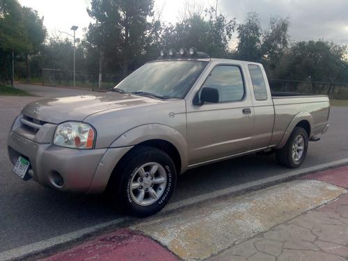 nissan frontier 2004 xe