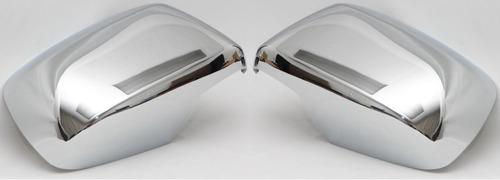 nissan frontier 2005 - 2016 cubre espejos cromados nuevos!!!