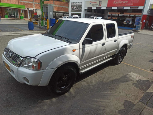 nissan frontier 2007 3.0 ax