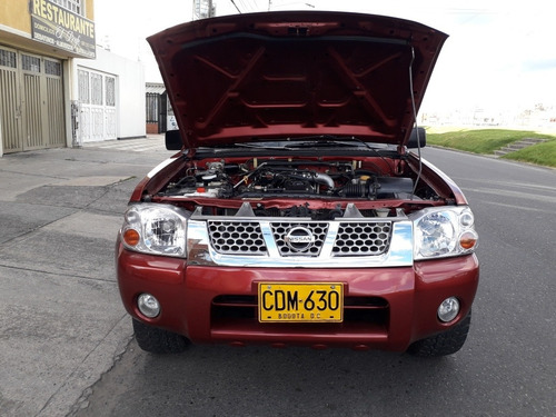 nissan frontier 2007 4x4 turbo diesel 3000cc tipo dmax
