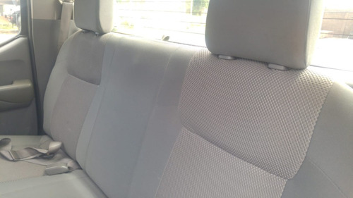 nissan frontier 2009 2.5 xe cab. dupla 4x2 (s10/hilux/rager)