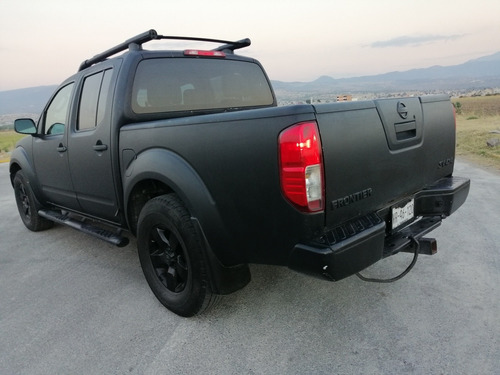 nissan frontier 2011 crew cab se 4x4 at