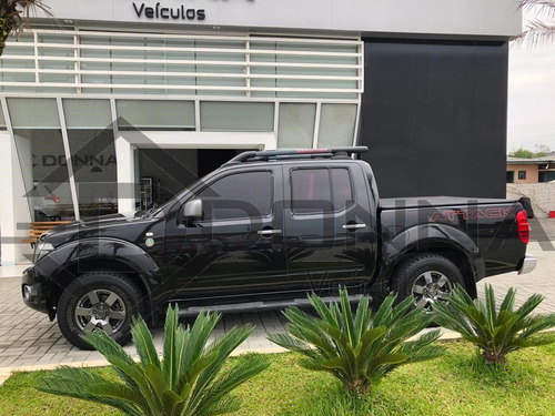 nissan frontier - 2012 / 2013 2.5 sv attack 10 anos 4x4 cd t