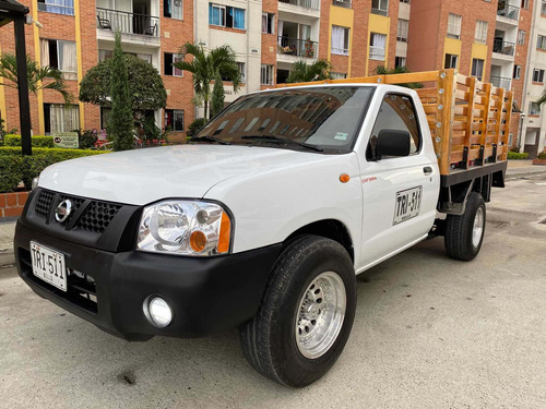 nissan frontier 2012 2.4l chasis