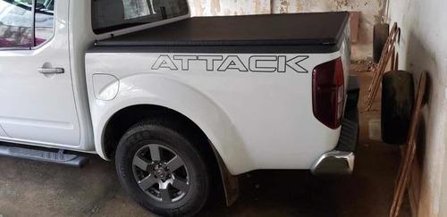 nissan frontier 2013 2.5 se attack cab. dupla 4x4 4p