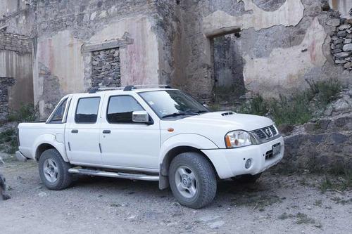 nissan frontier 2014 2.4 le mt