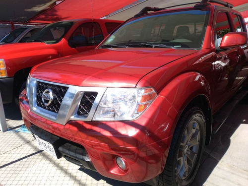 nissan frontier  2014 4.0 pro-4x v6 4x2 mt