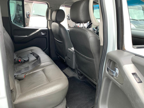 nissan frontier 2014 sl 4x4 diesel automática