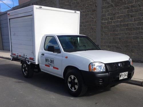 nissan frontier 2015 4x2 furgón gasolina d22 1ton tipo dmax