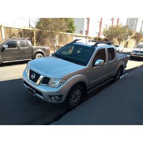 Nissan Frontier 2015 Sl Automática 4x4