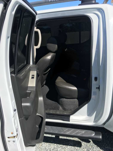 nissan frontier 2016 2.5 sl cab. dupla 4x4 aut. 4p