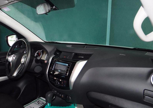 nissan frontier 2017 branca le 4x4 diesel automát garantia