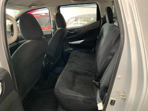 nissan frontier 2018  2.3 se cab. dupla 4x4 aut.