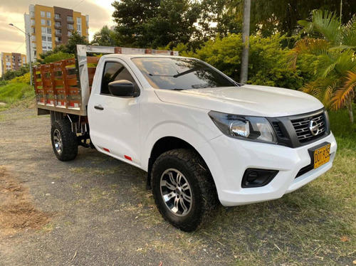nissan frontier 2018 2.5l chasis