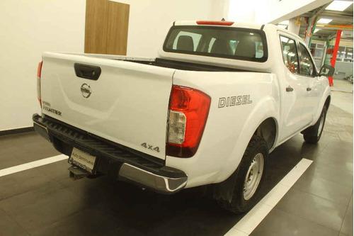 nissan frontier 2018 4p le diesel l4/2.5/t 4x4 aut