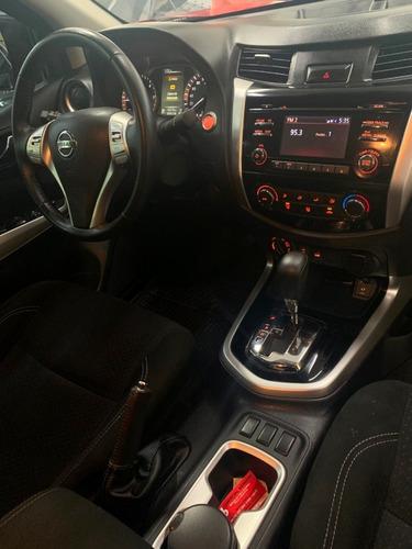 nissan frontier 2018 se cab. dupla 4x4 aut.