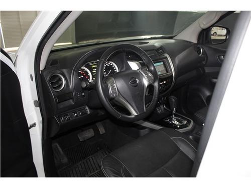 nissan frontier 2.3 16v turbo diesel le cd 4x4 automático