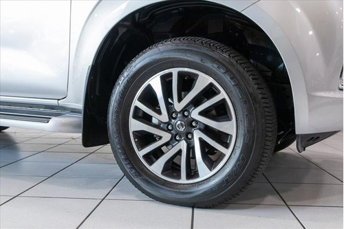 nissan frontier 2.3 16v turbo diesel le cd 4x4 automatico