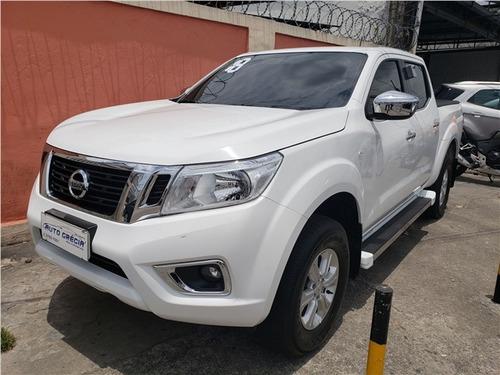 nissan frontier 2.3 16v turbo diesel se cd 4x4 automático