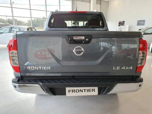nissan frontier 2.3 4x4 le at 0km