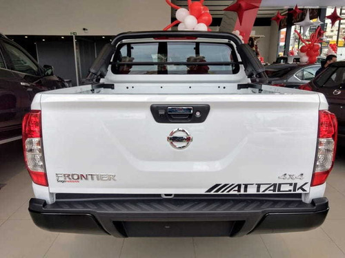 nissan frontier 2.3  attack at x4