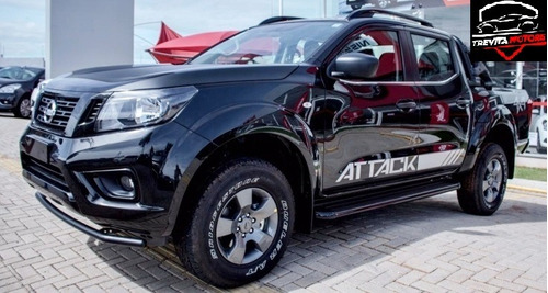 nissan frontier 2.3 attack cab. dupla 4x4 aut. 2020 0km