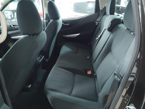 nissan frontier 2.3 attack cab. dupla 4x4 aut. 4p