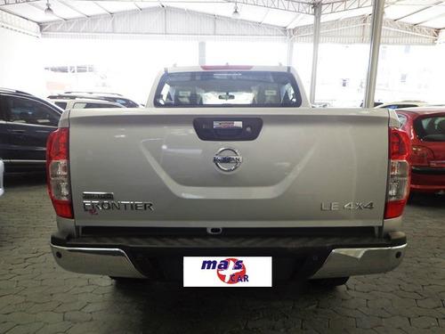nissan frontier 2.3 le cab. dupla 4x4 aut. 4p 0km 17/17