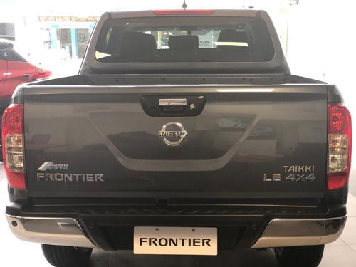 nissan frontier 2.3 le cd 4x4 at 0km - oferta - descuento