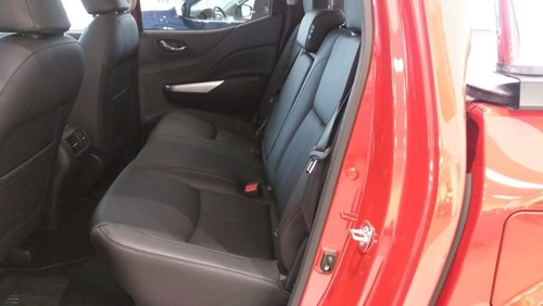 nissan frontier 2.3 le cd 4x4 at