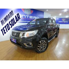 Nissan Frontier 2.3 Le Diesel 4x4 Aut Blindada Só 6.900 Km