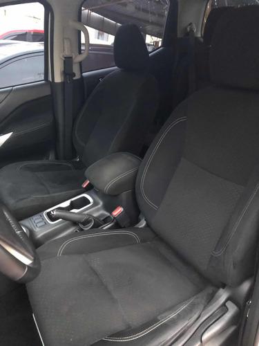 nissan frontier 2.3 se cab. dupla 4x4 aut. 4p 2018