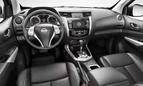 nissan frontier 2.3 xe cabine dupla automática 2019 0km